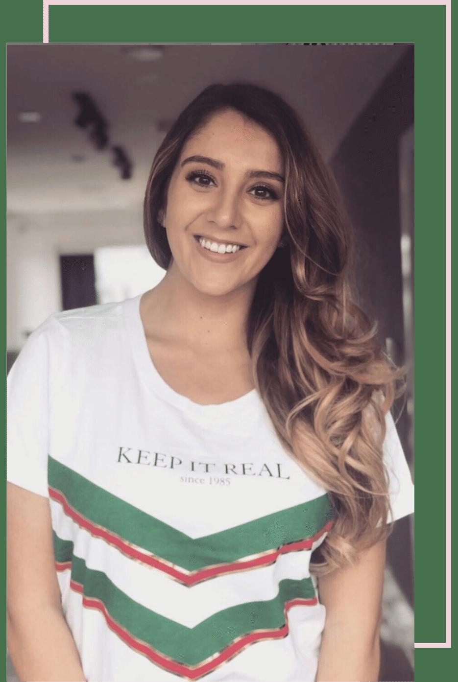 Meet ayse - testimonial
