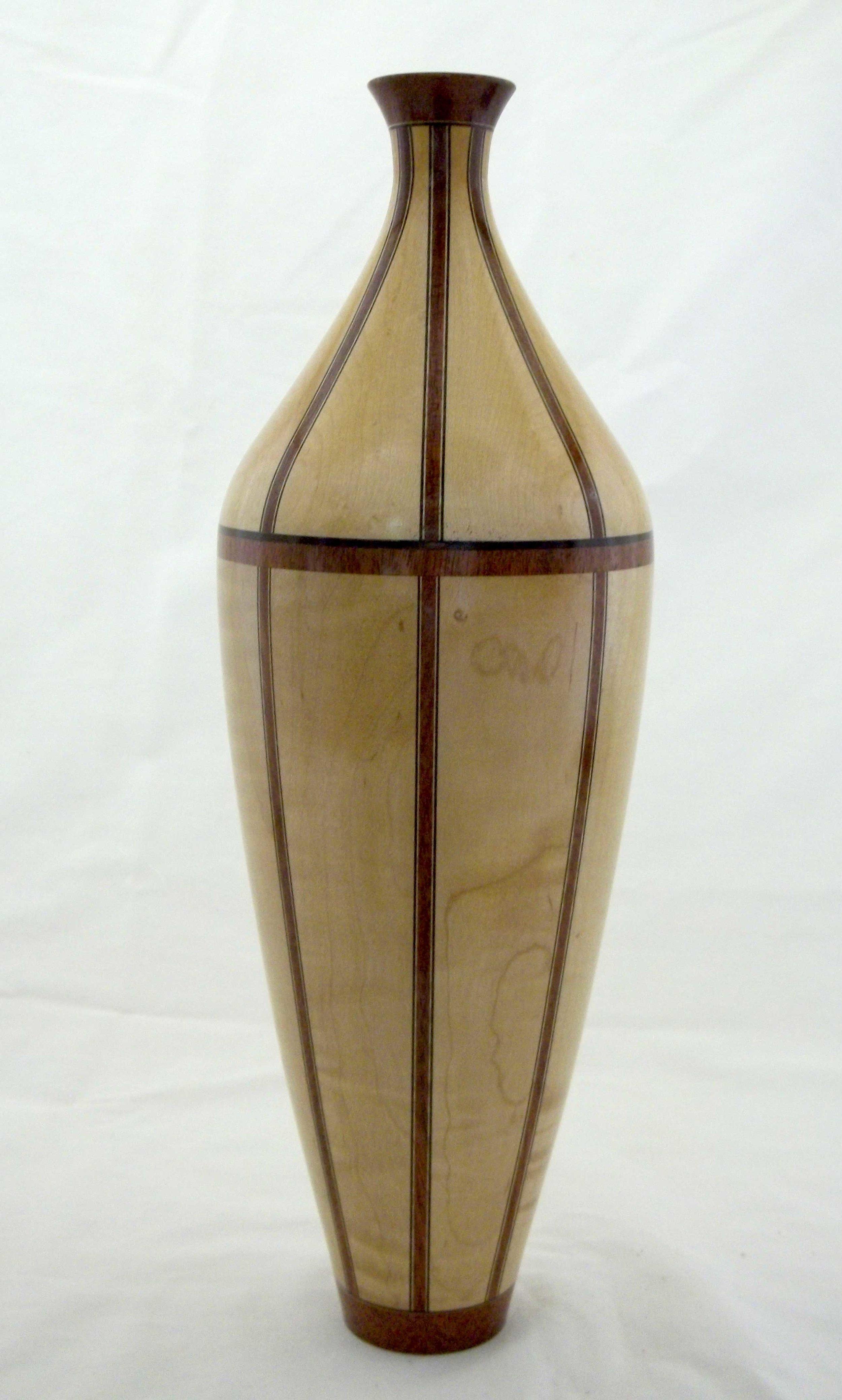 Tall Thin Vase -