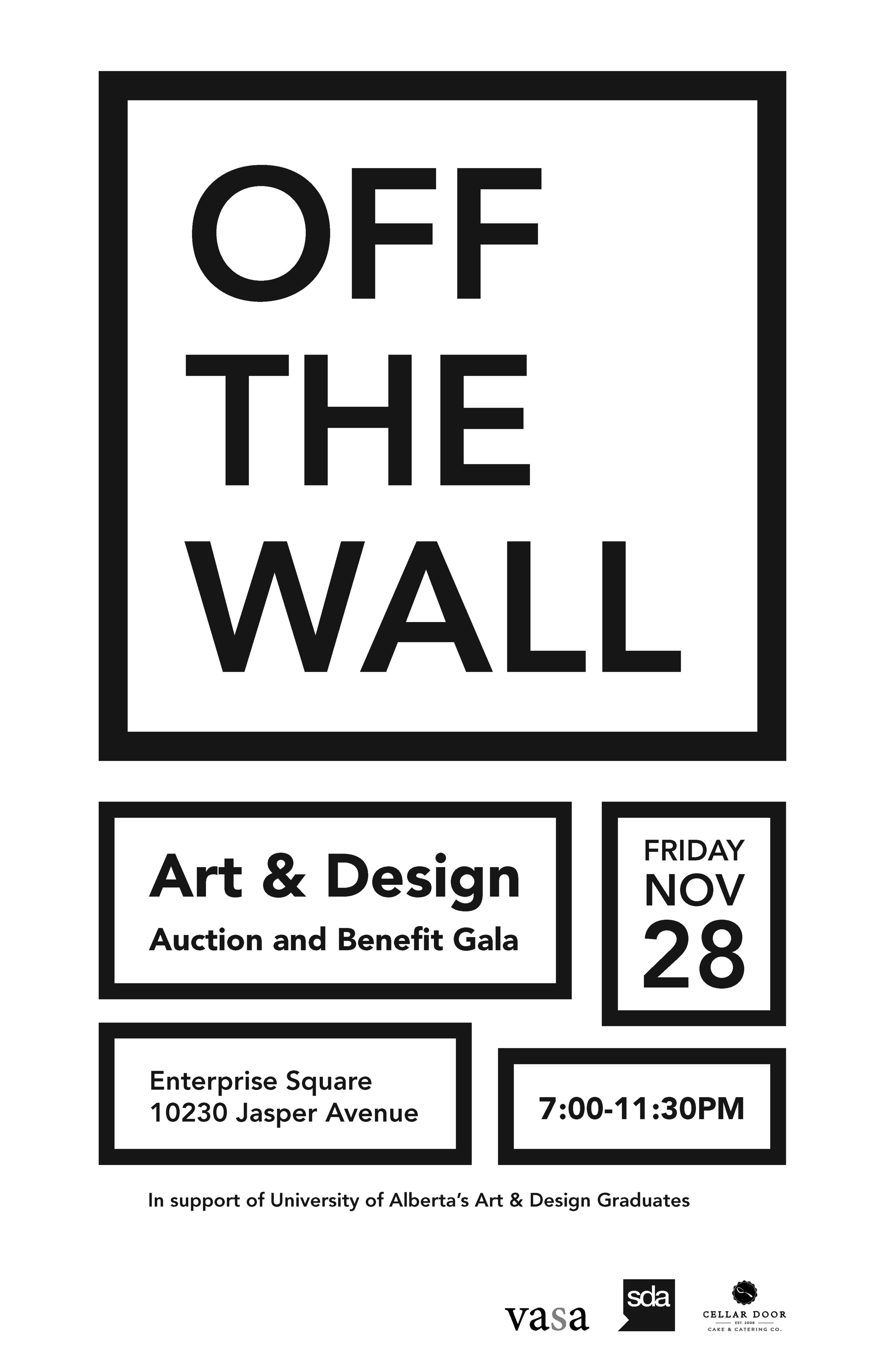 off the wall auction_poster.jpg