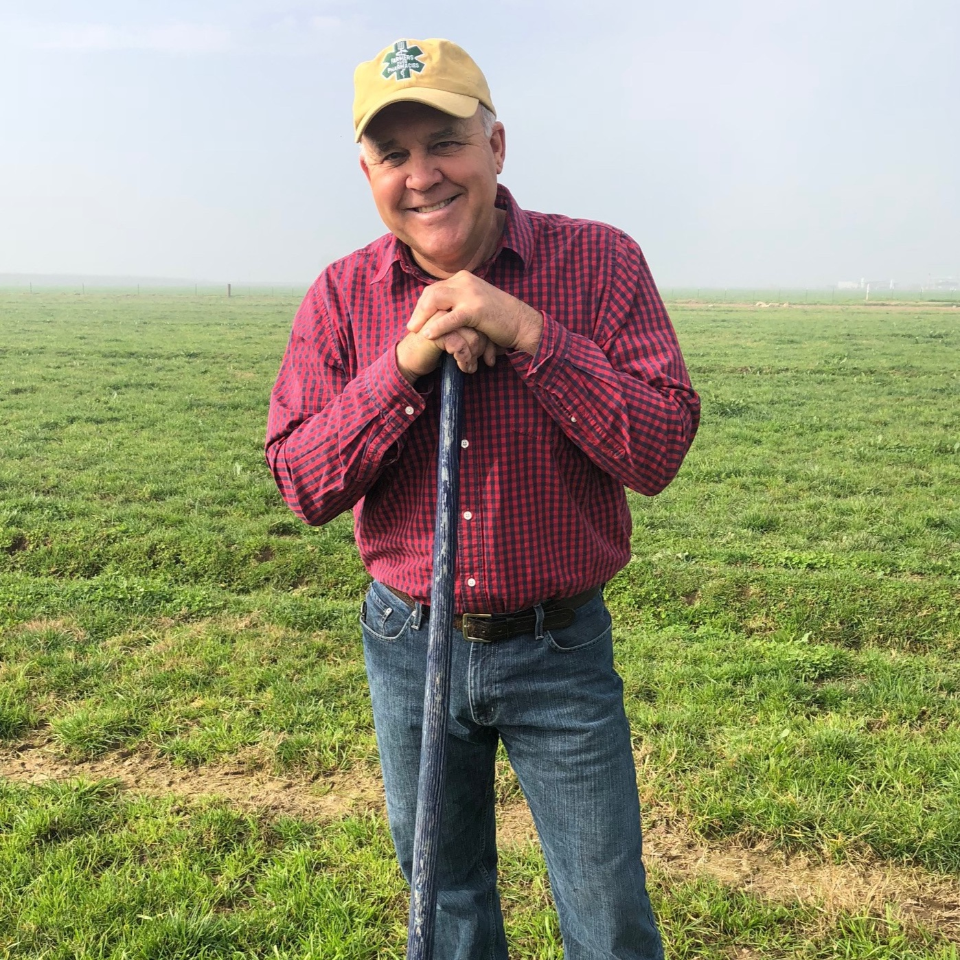 MARK MCAFEE - Chairman and President of the BoardFounder of McAfee Farms and Organic Pastures Dairy Co., LLC