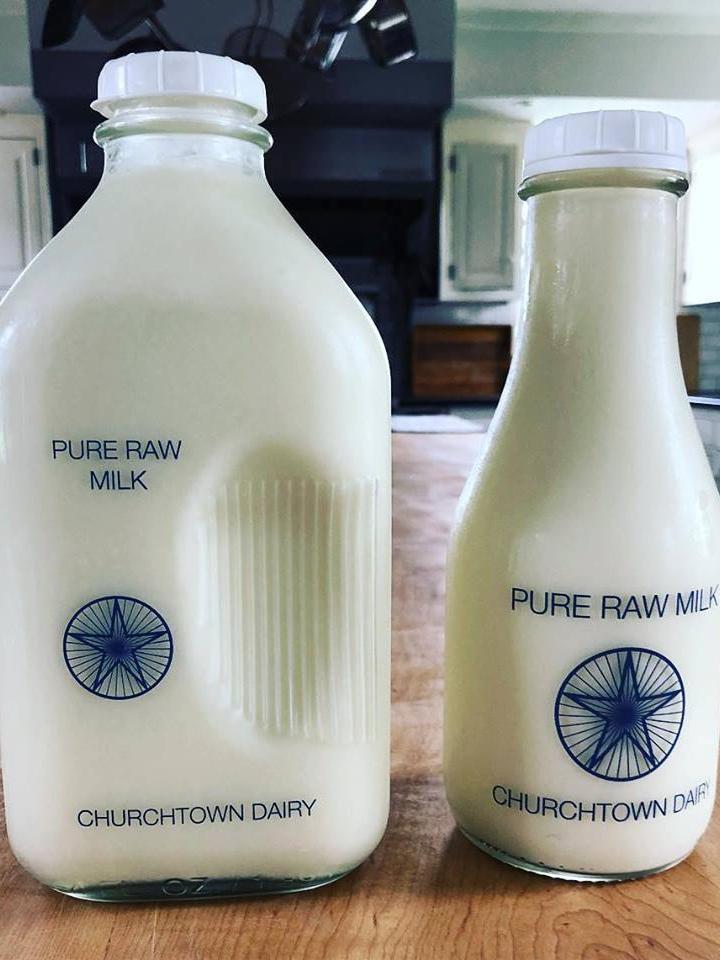 Church Town Dairy