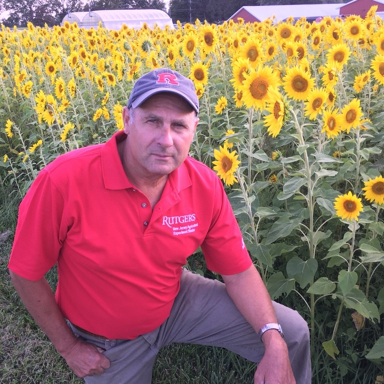 Dr. Joseph Heckman - Board MemberProfessor of Soil Science at Rutgers University