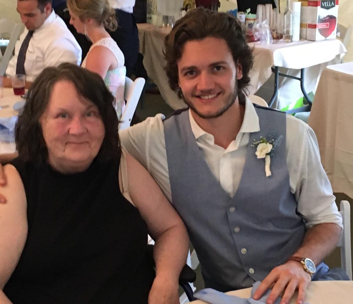 Meet Grandma Chris - The inspiration and motivation behind Stride Tech