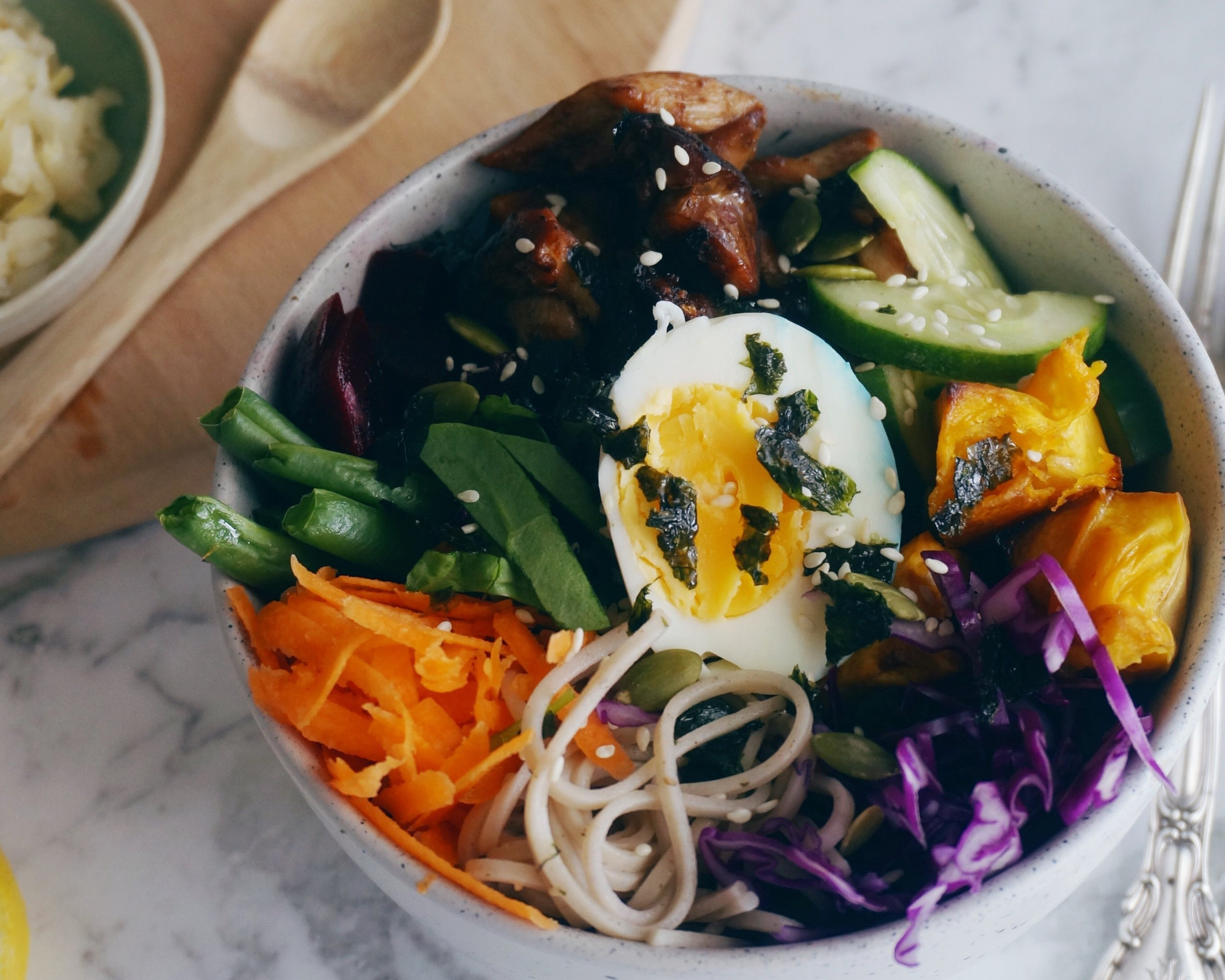 nourishing meals -