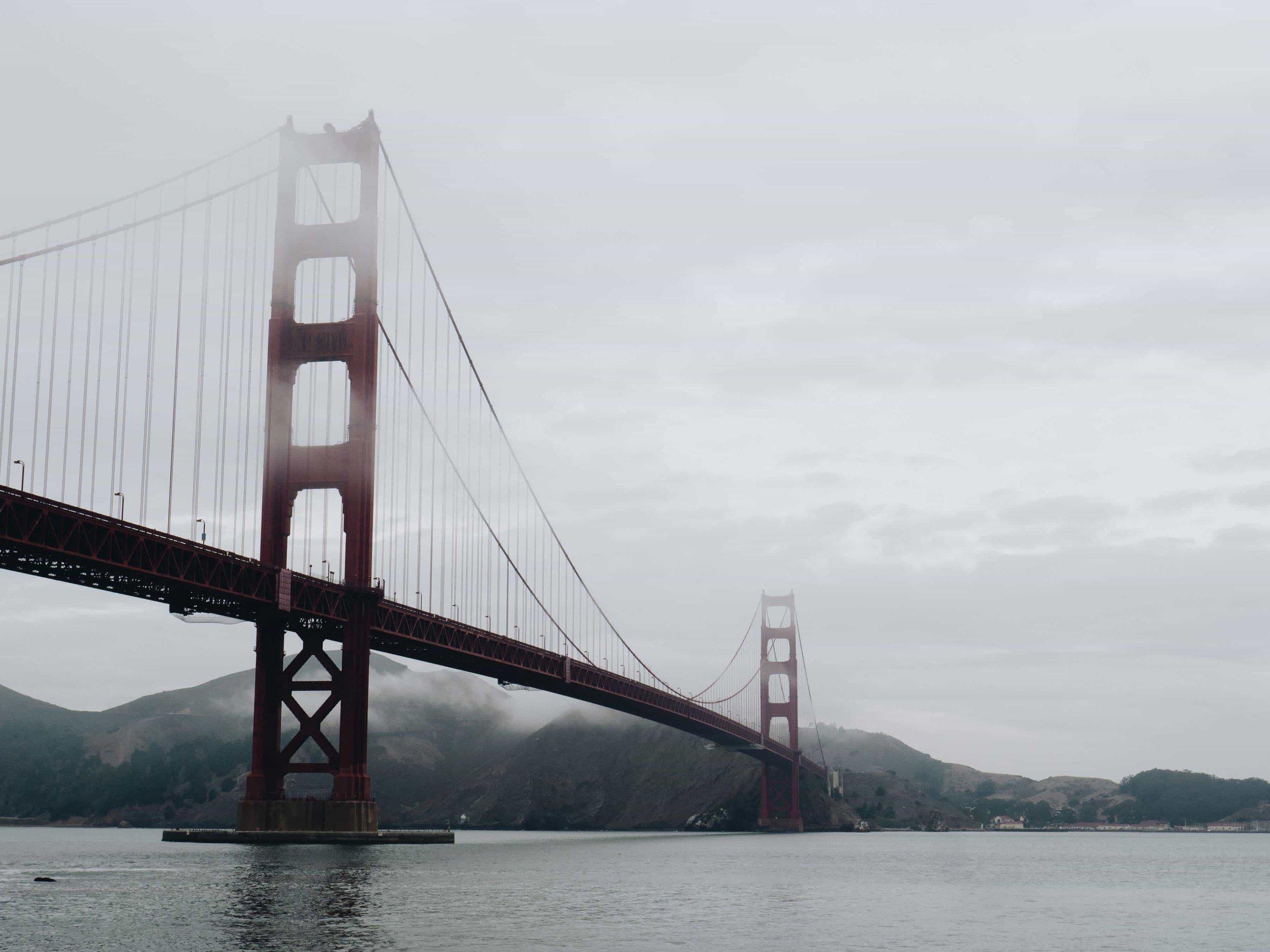 October '18 San Fransisco, CA