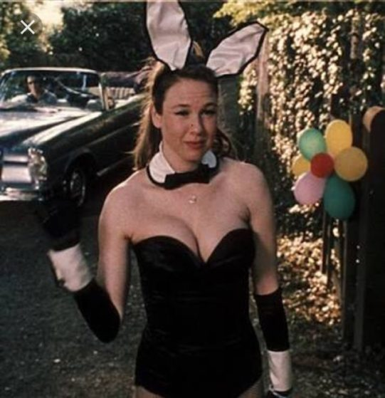 Pole Dancing Like Bridget Jones- Costume idea for level two graduation?