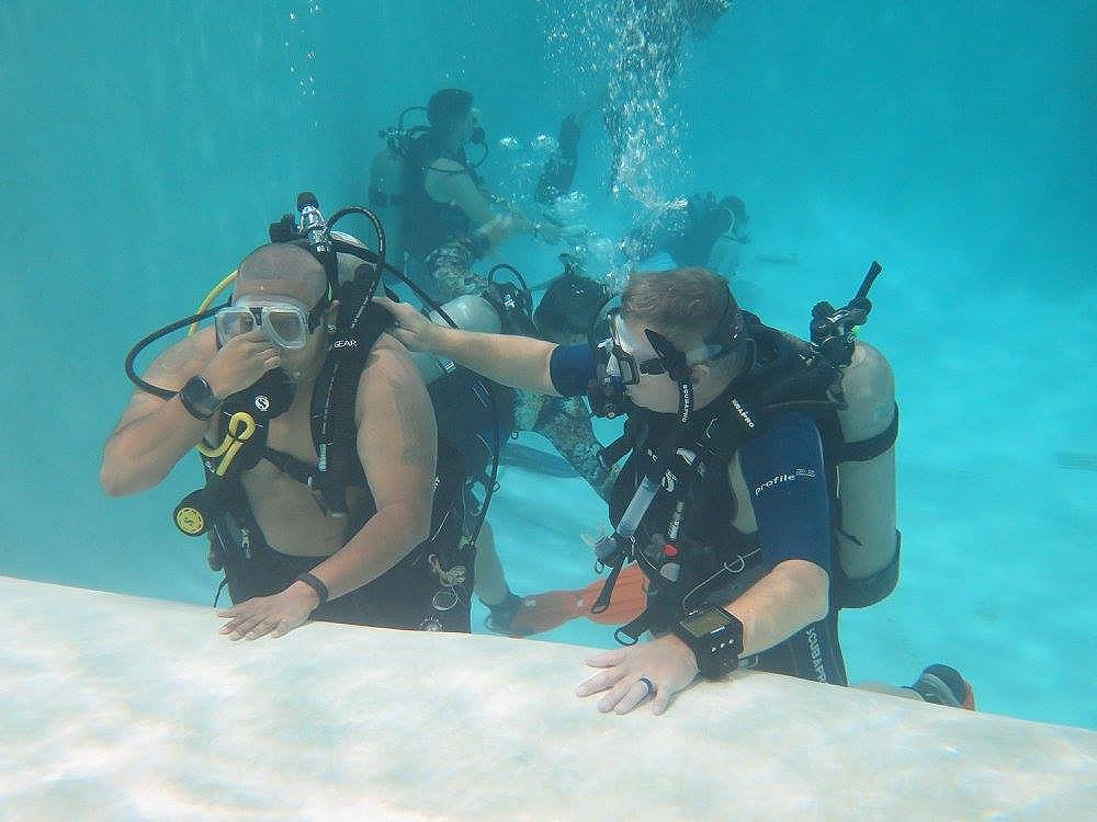 Scuba Certifications — Lake Area Adventures