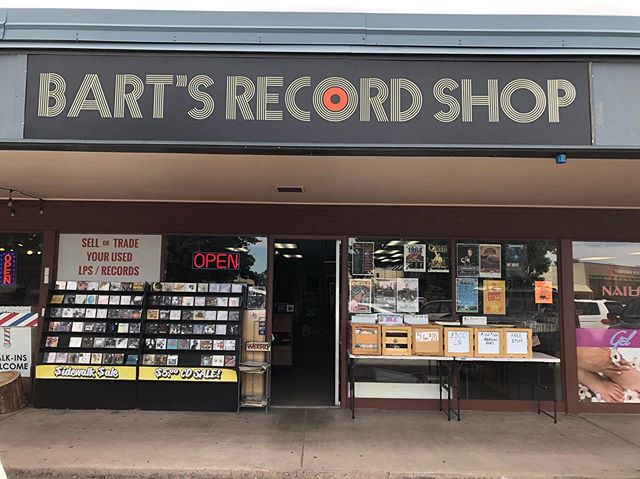 Vinyls and CD's are restocked at @barts_record_shop in boulder. Stop by and support your local record shop. #bartsrecordshop #thebeeves