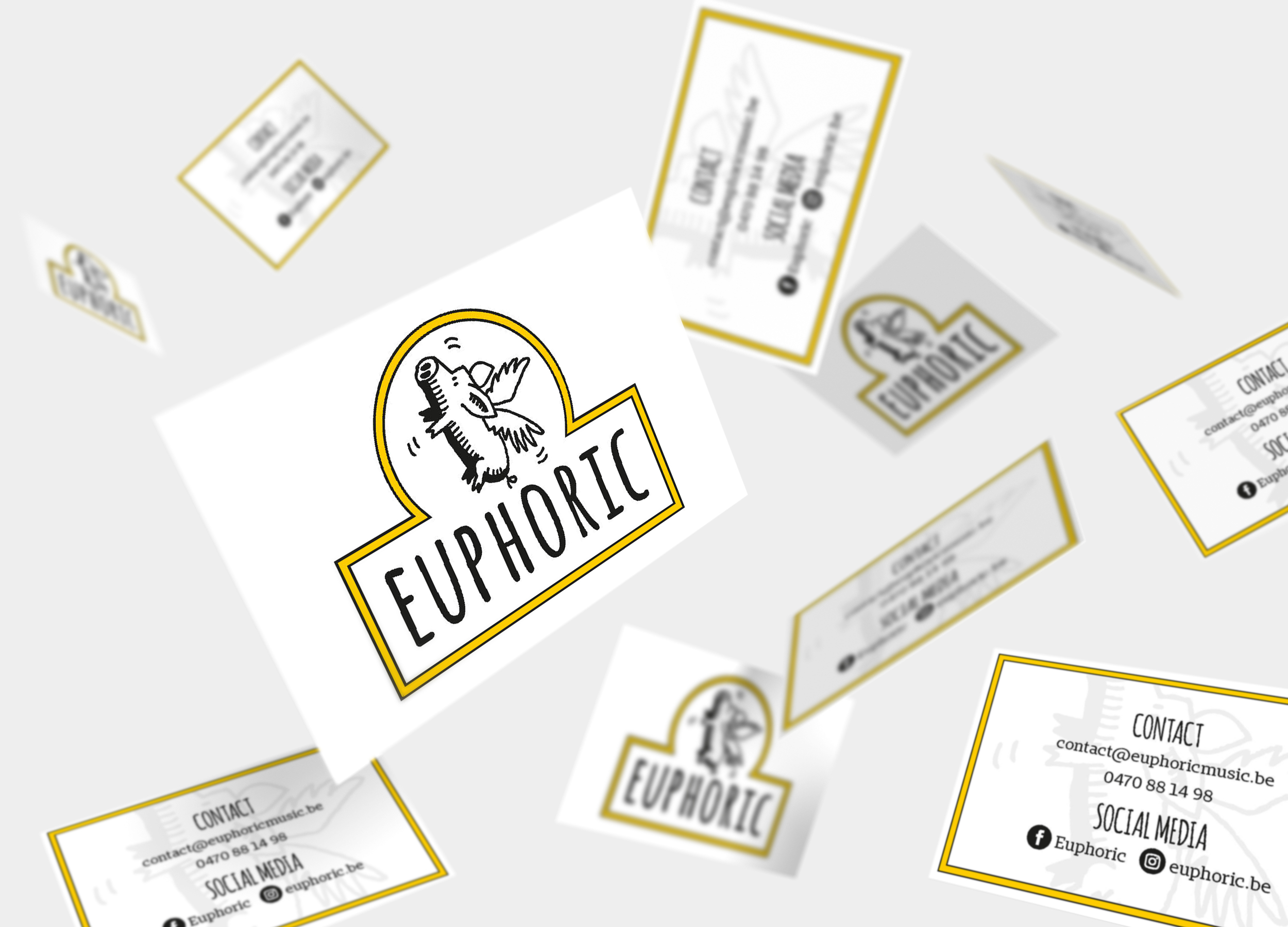 Logo 'Euphoric'