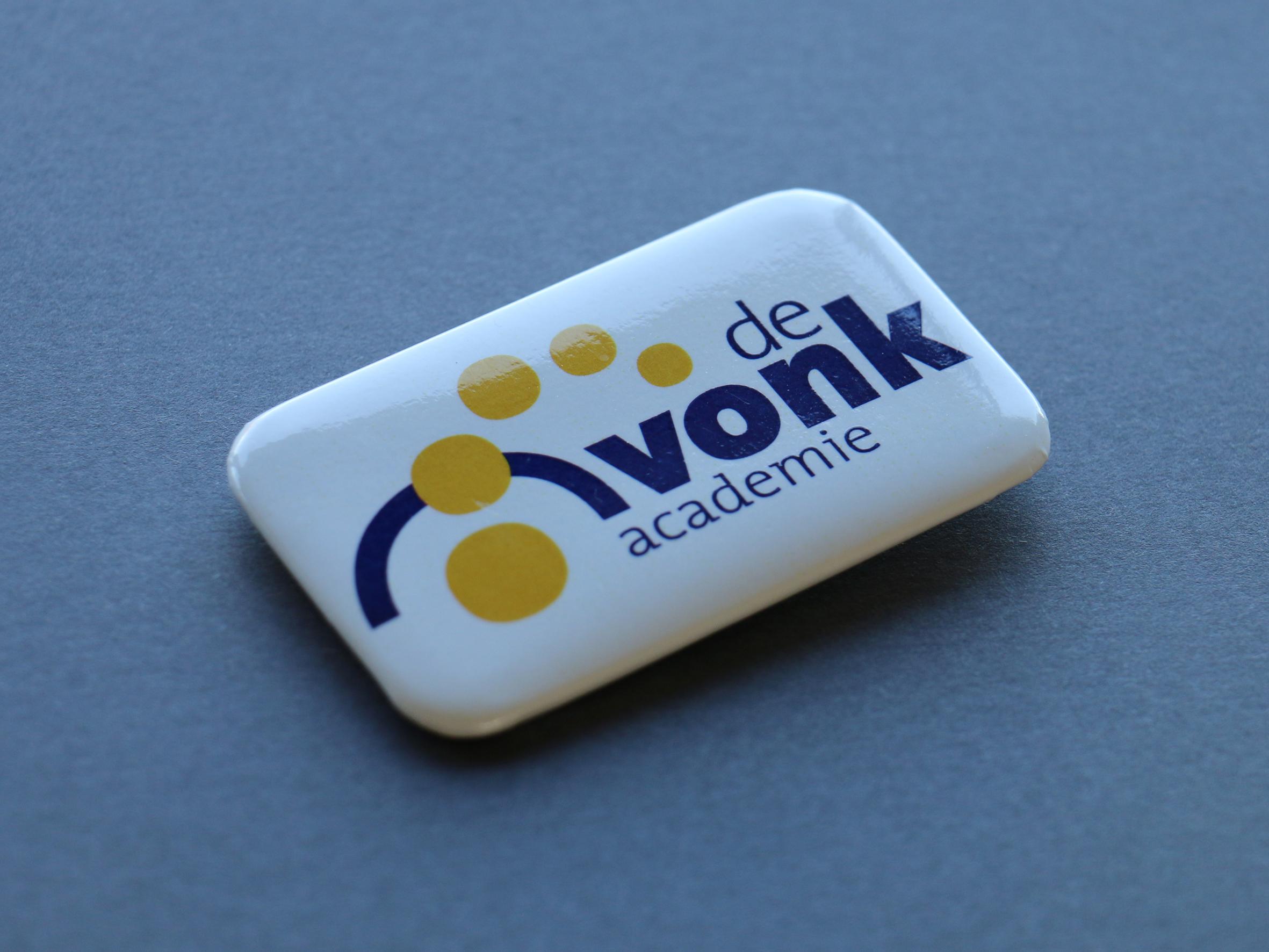 Logo 'Academie De Vonk'