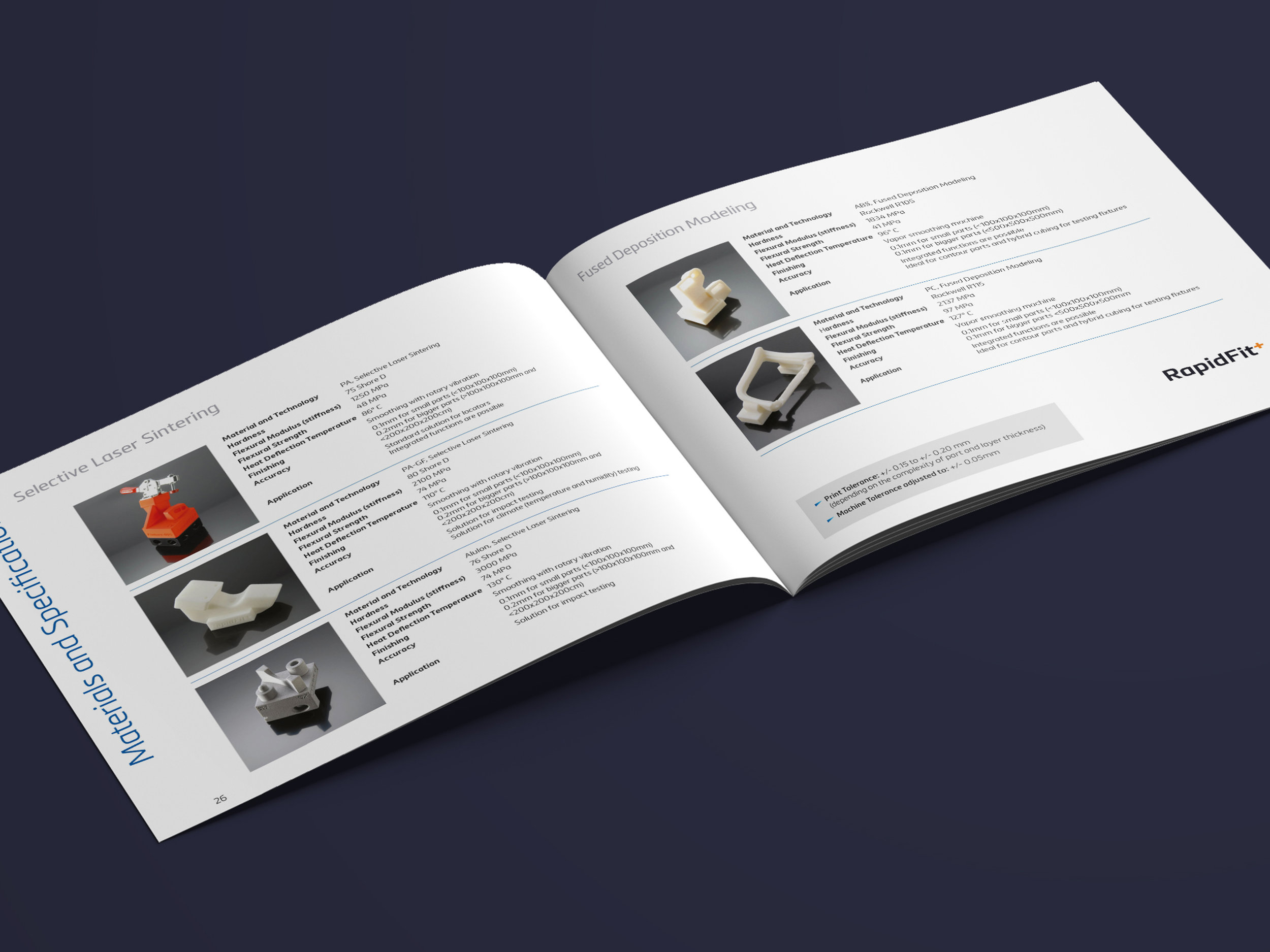 Materialise RapidFit brochure