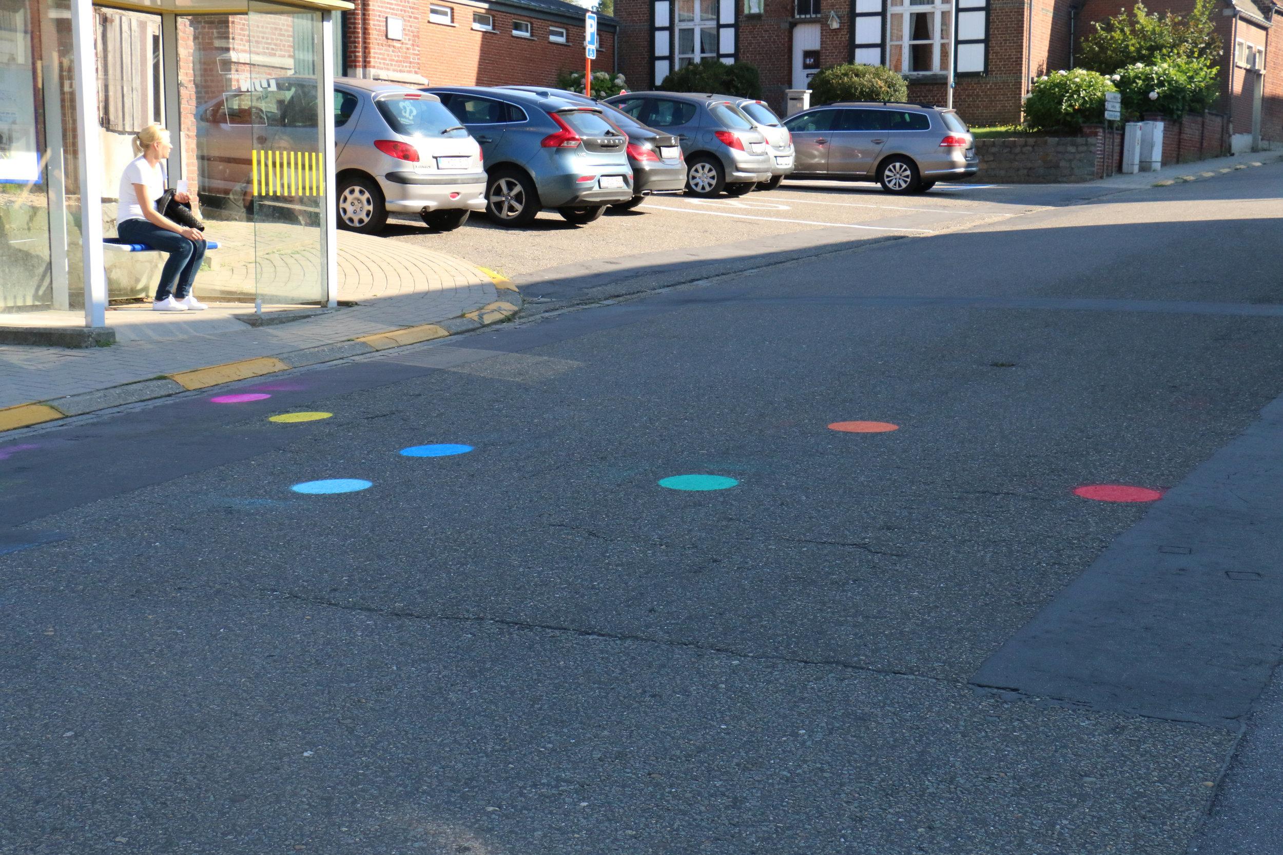 Aanwezigheid in het straatdbeeld 'Oud-Heverlee Kunstroute'