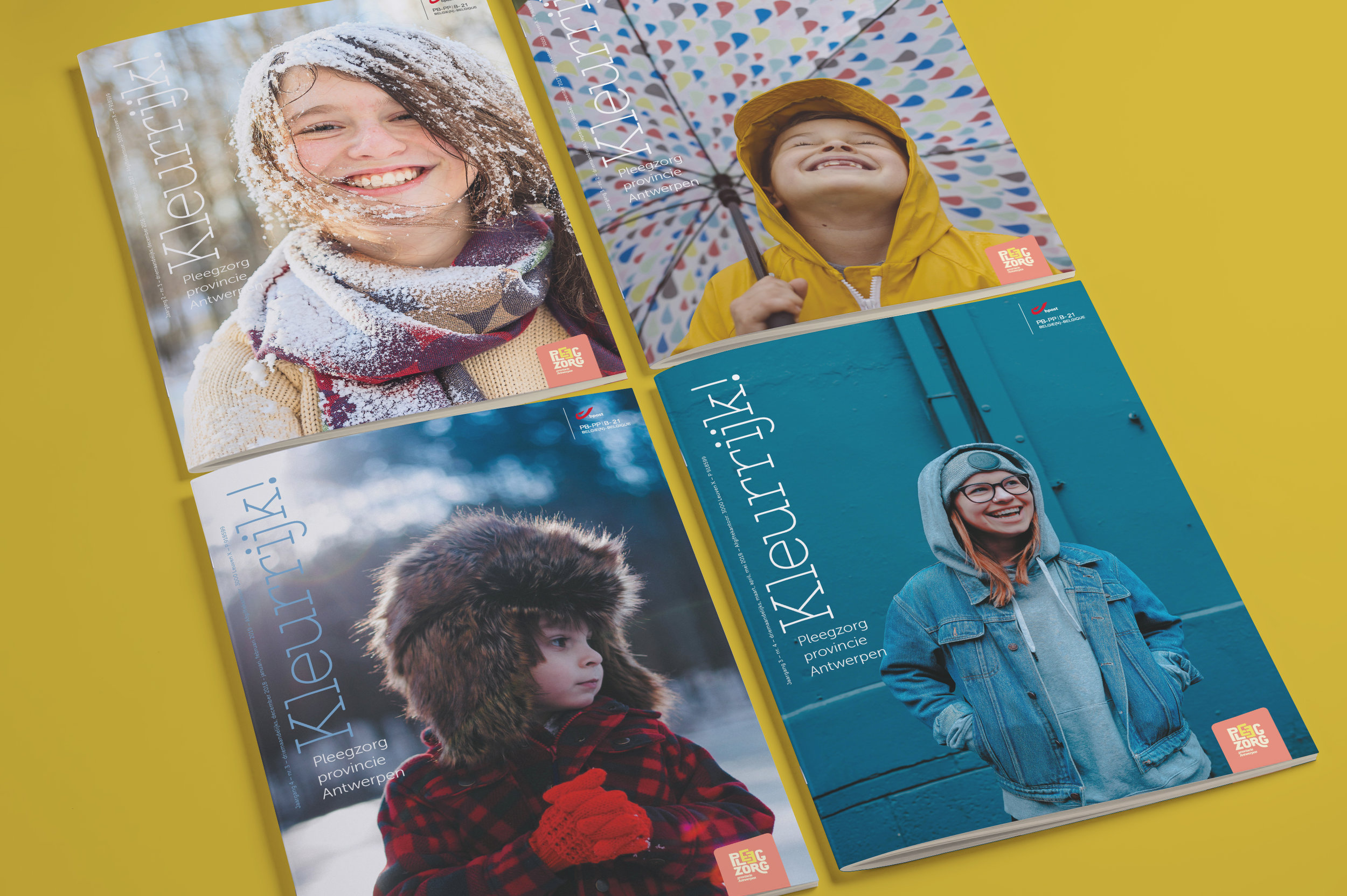 Magazine Kleurrijk!