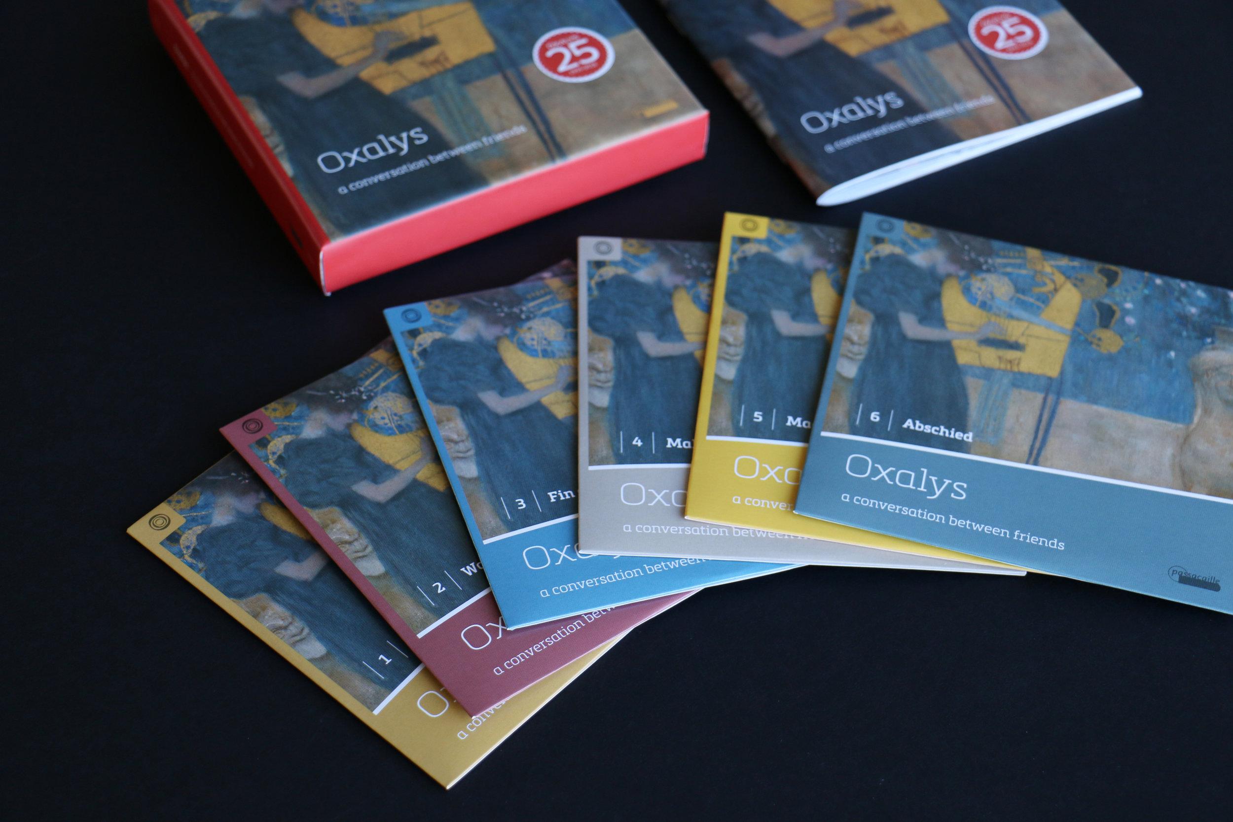 CD-box 'Oxalys 25 jaar'