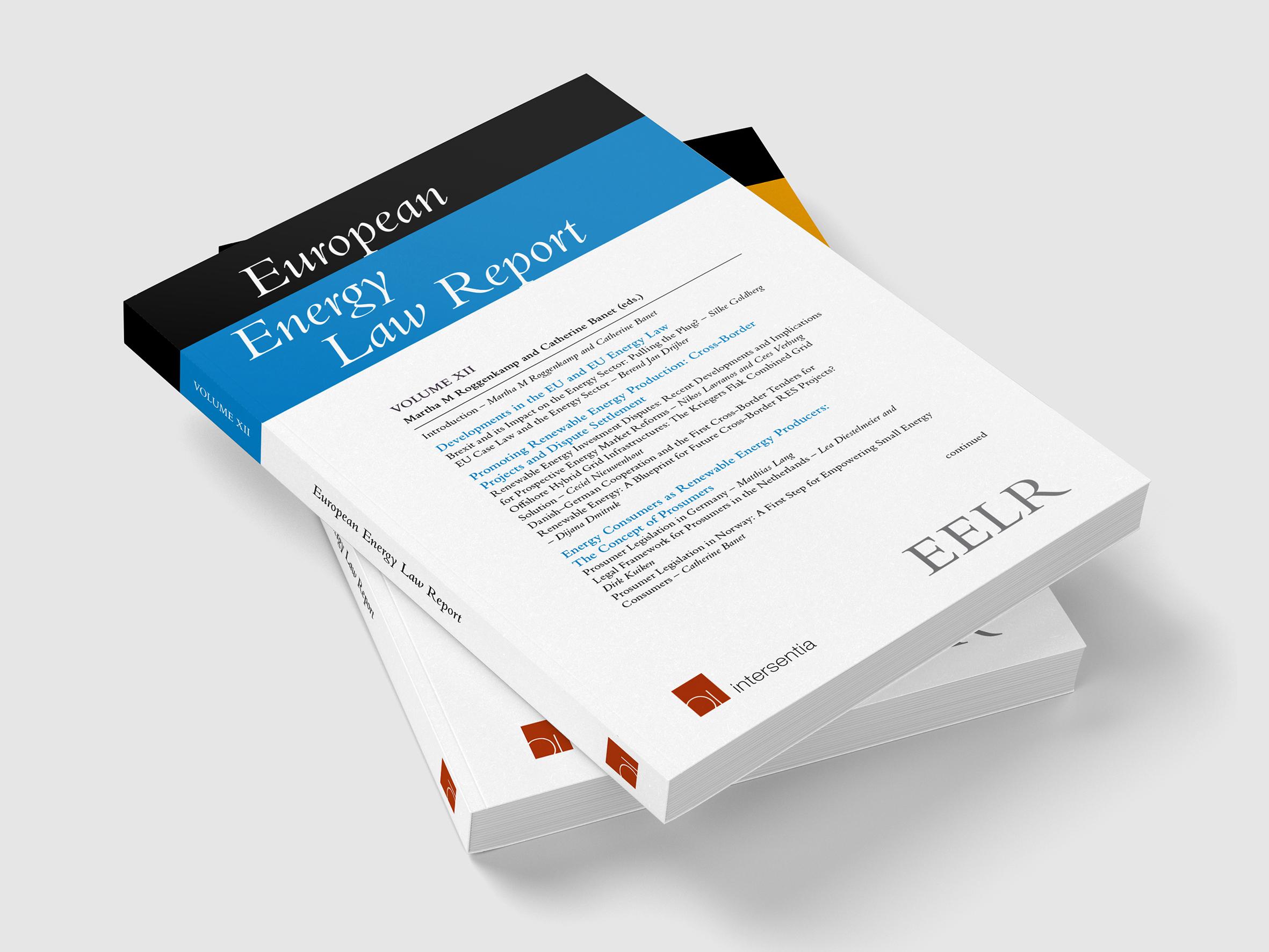 European Energy Law Report