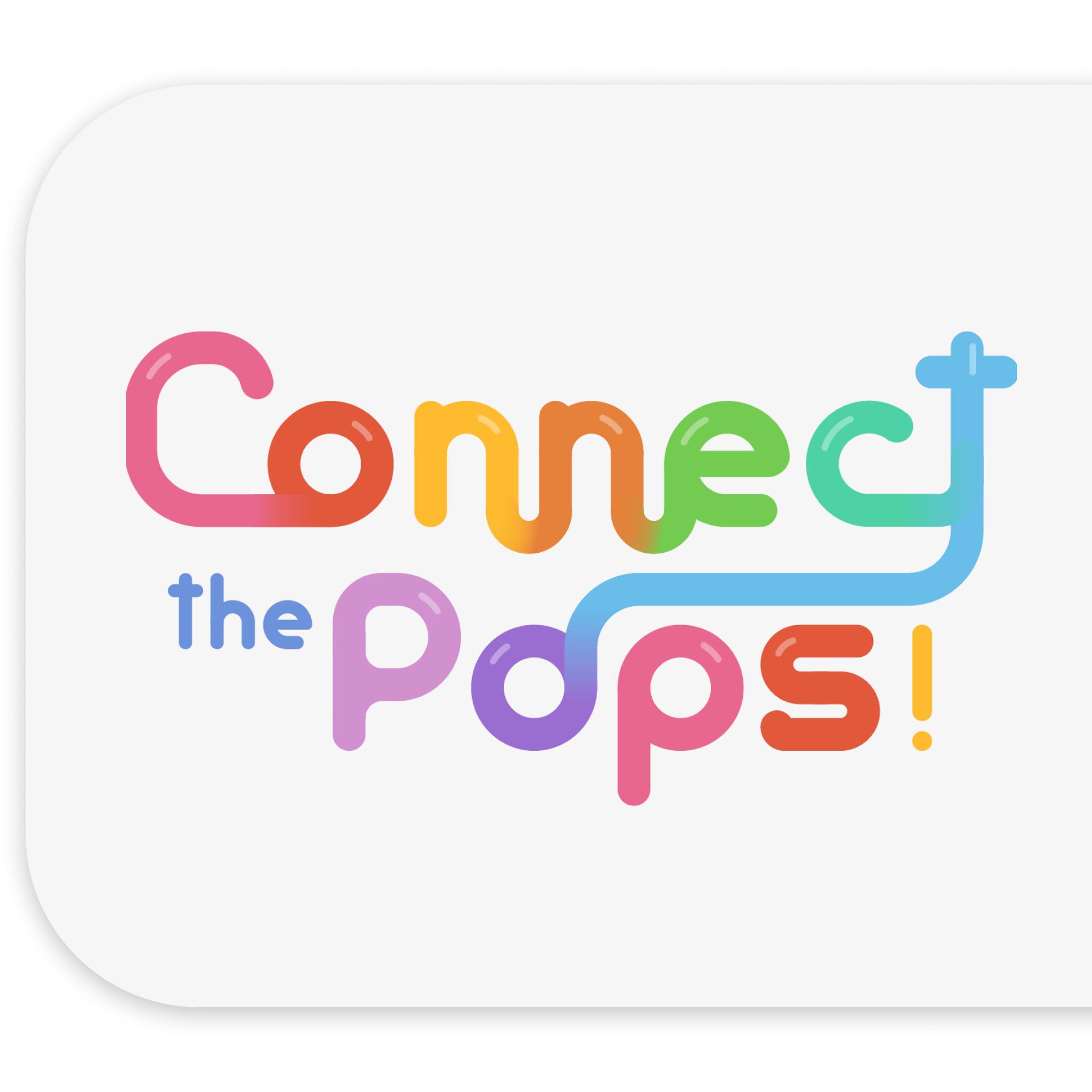 Connect the Pops