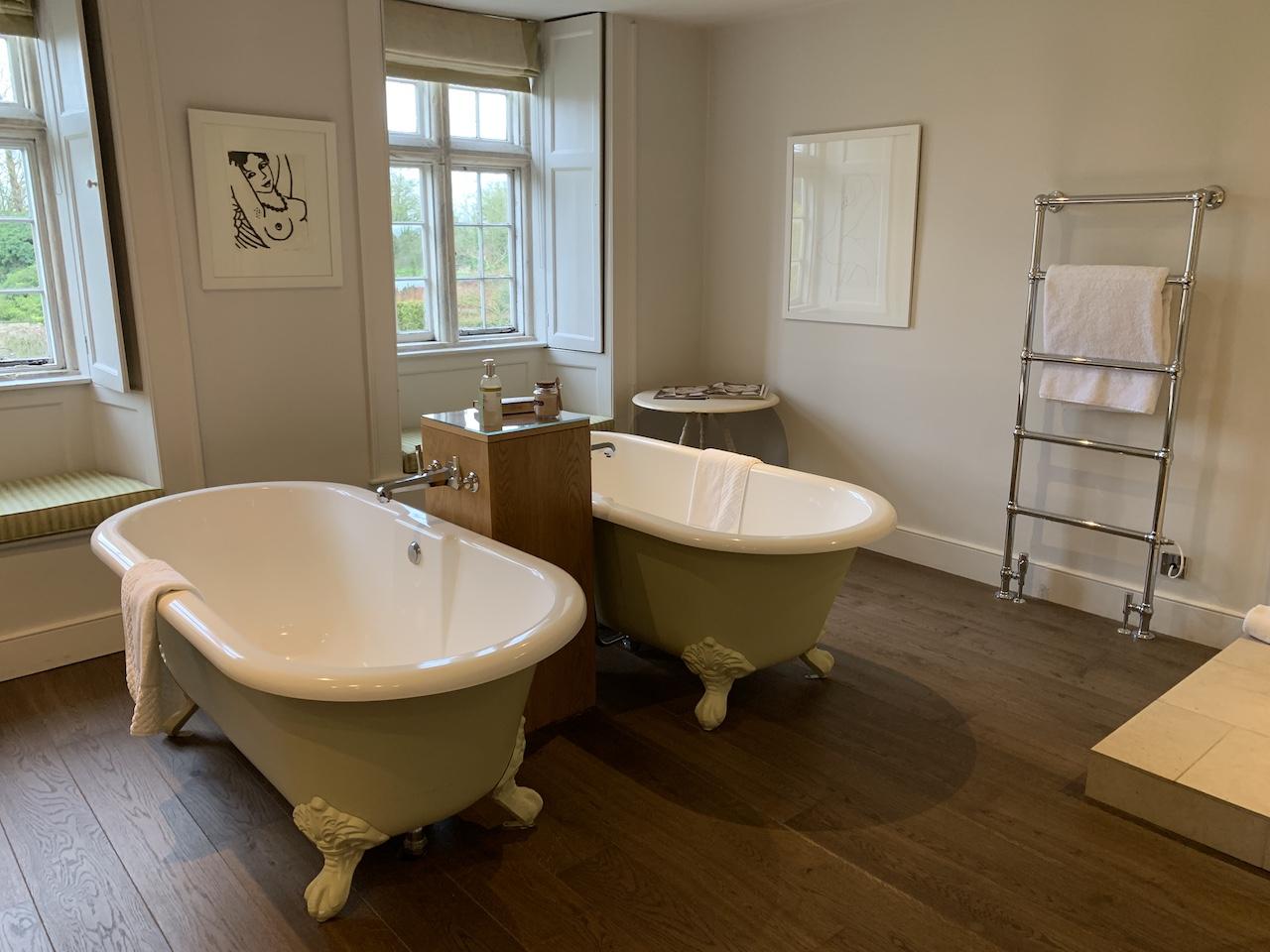 Double Baths at Barnsley House.JPG
