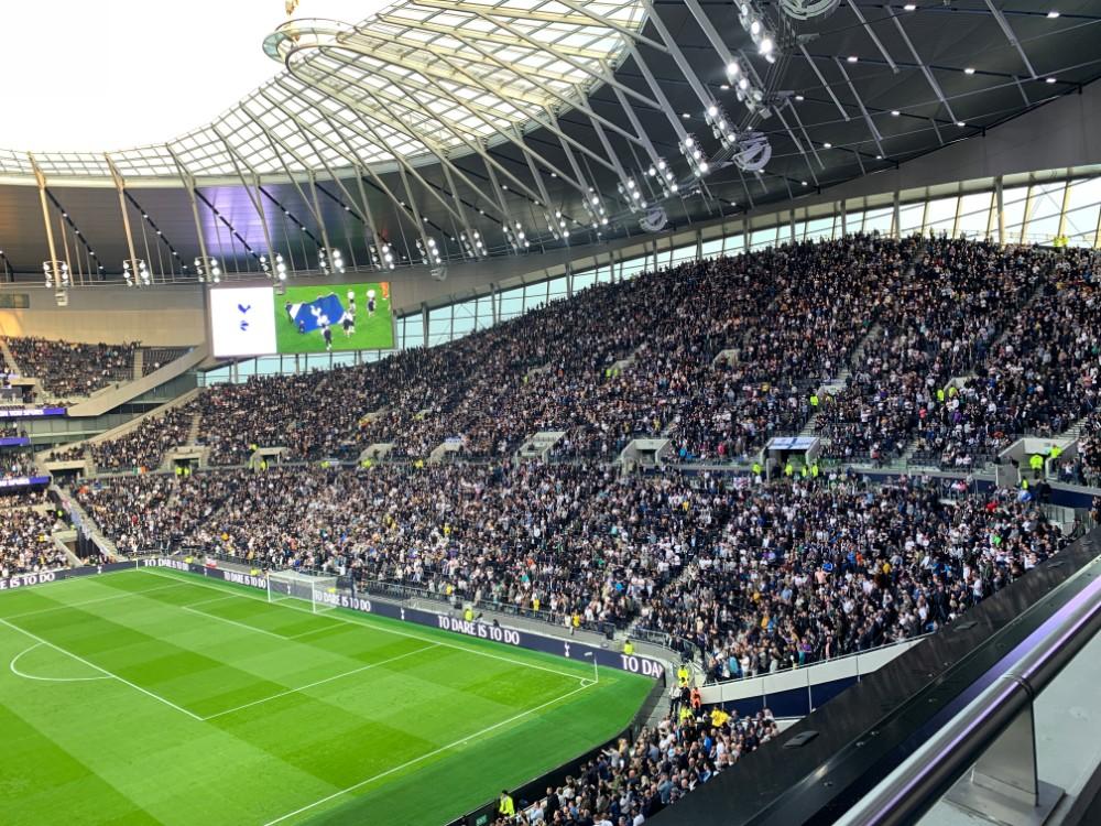 Tottenham Hotspur Stadium South stand.jpg