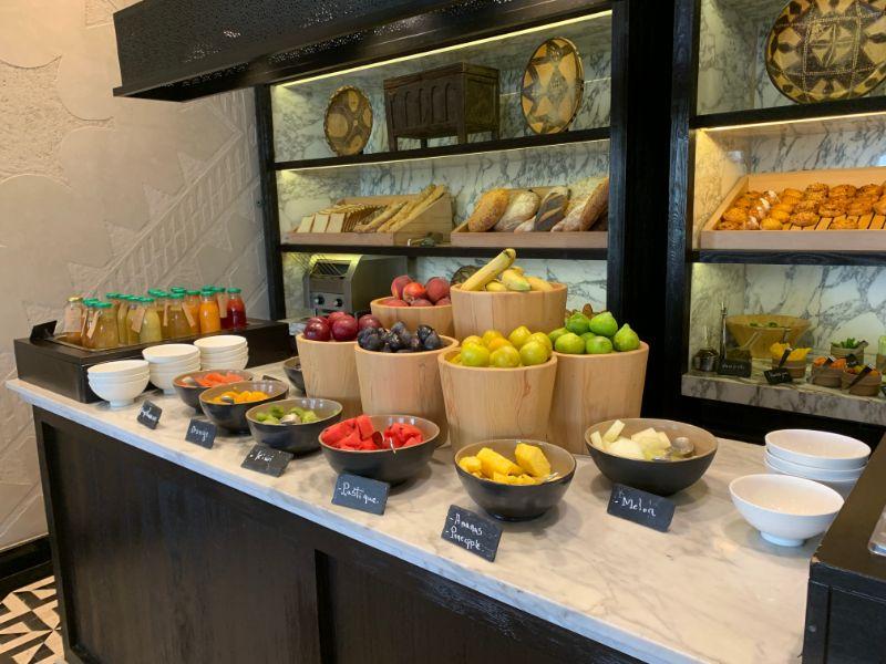 Breakfast fruit and pastries.jpg