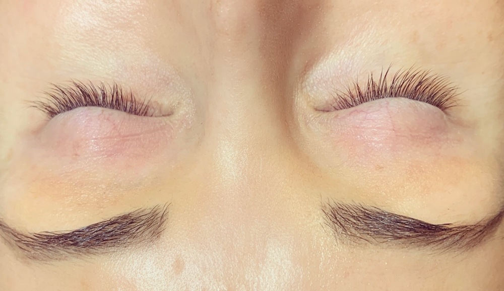 Browhaus Holborn Review Lash In Bloom.JPG