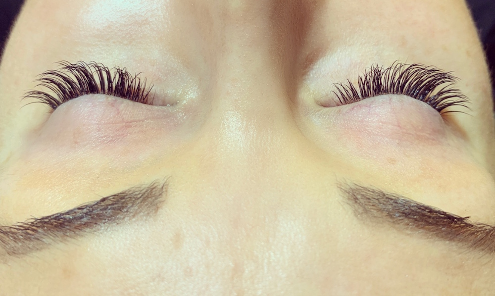 Browhaus Holborn Review Lash in Bloom Eyelash Extensions.JPG