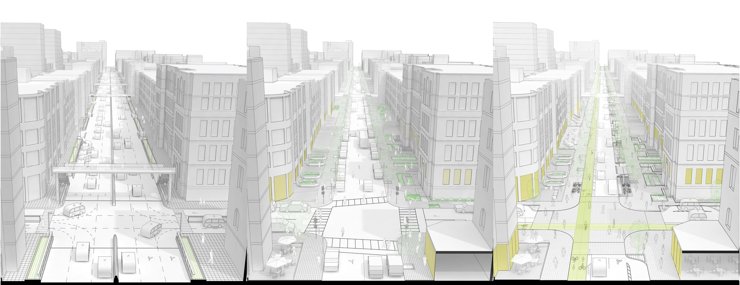 Future of Streets, Image Courtesy of City Form Lab