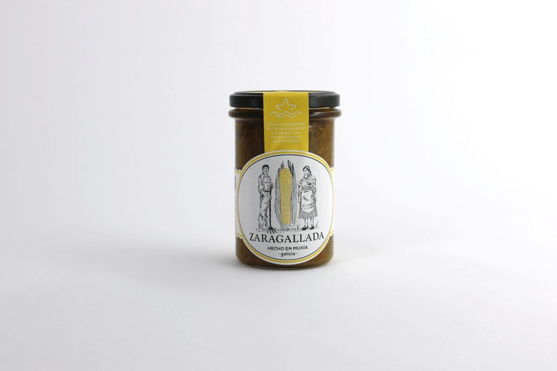 SALSA ZAGALLADA - La empanada gallega se fundamenta en esta salsa, una base ideal para elaborar tus propias empanadas.Se mezcla con cualquier ingrediente, pescado, carne o verduras.RECETAS COMPRAR