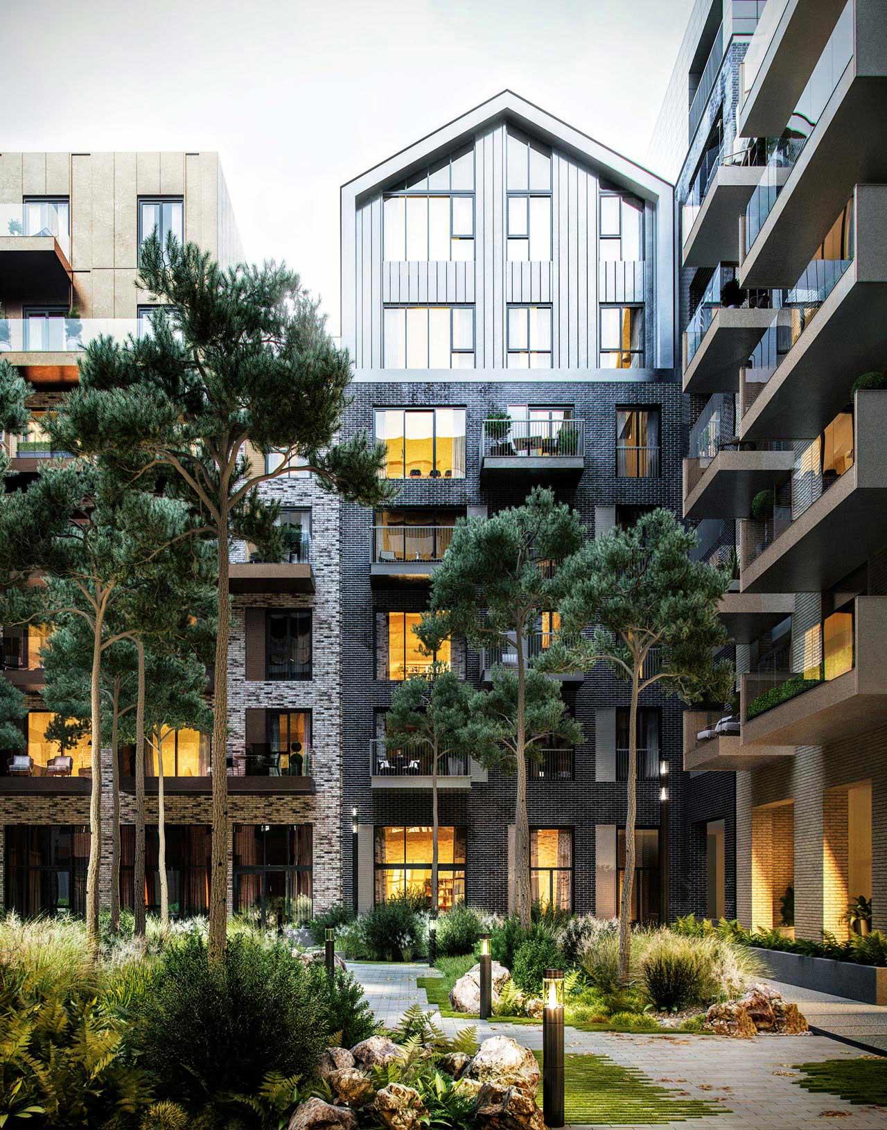 Residential - Dublin Landings