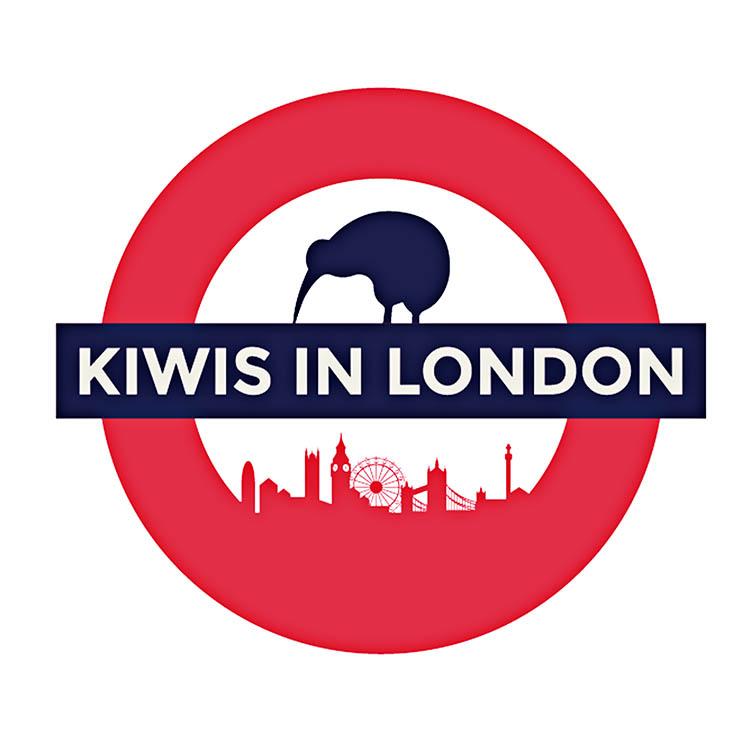 Kiwis in London Logo