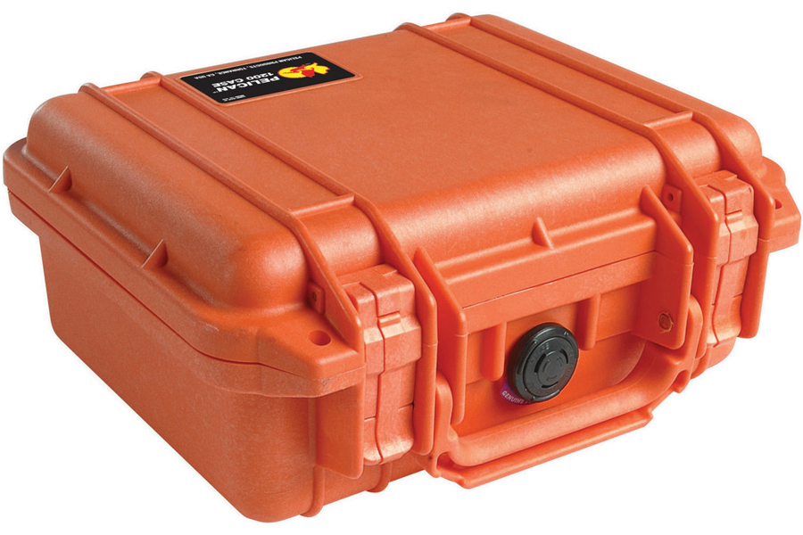 Pelican cases will keep your most expensive gear safe!