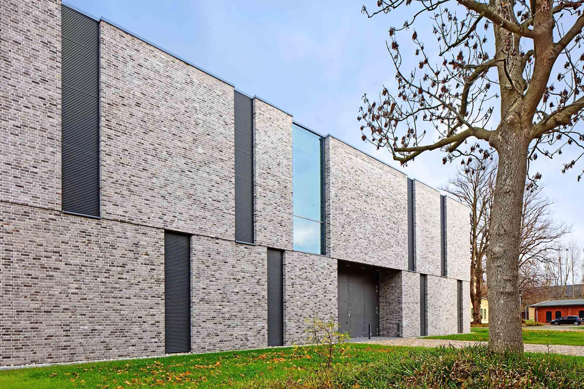 Magazingebäude Hesterberg Schleswig