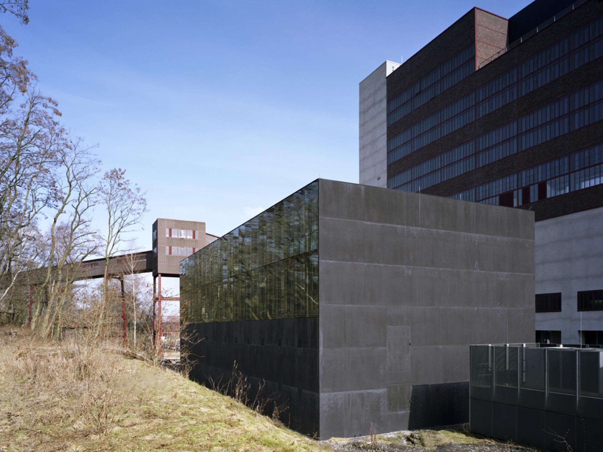 Depot und Verwaltung Ruhr Museum, Zollverein