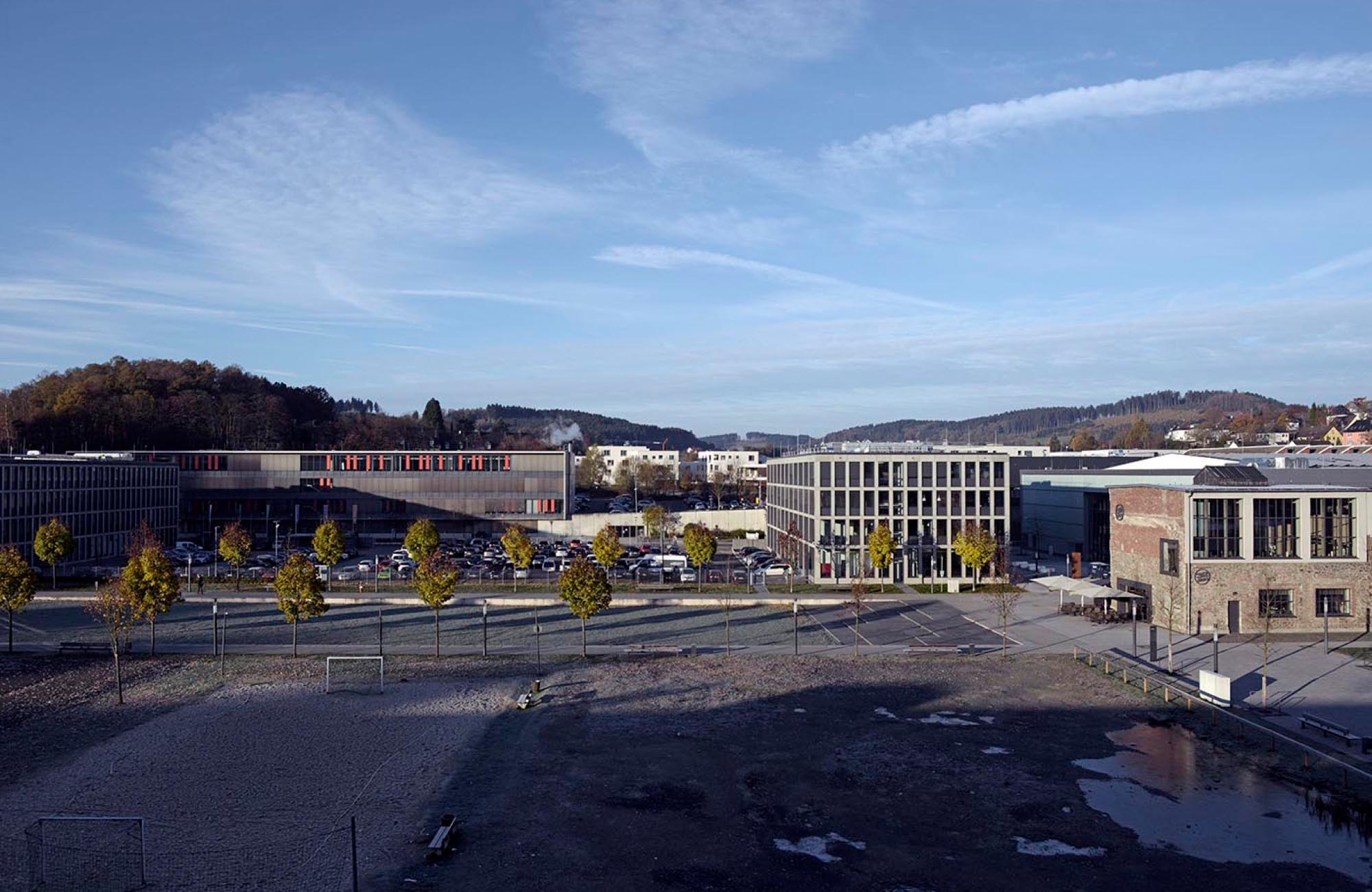 Seminar- und Verwaltungsgebäude TH Köln