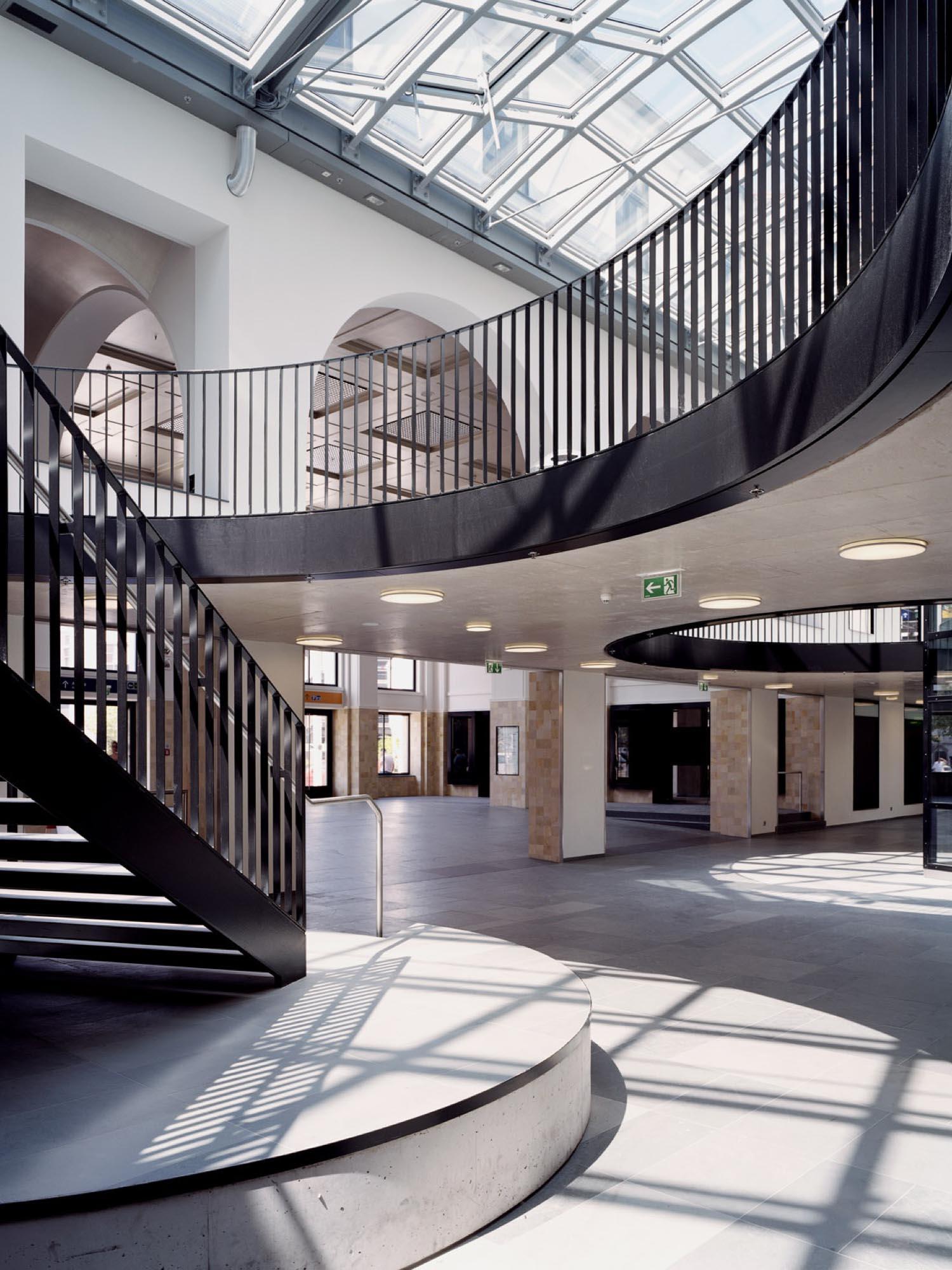 Revitalisierung des Denkmals Bahnhof Hameln