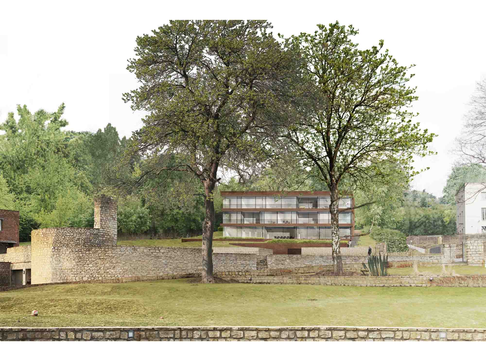 Villa Franzensberg Geltow