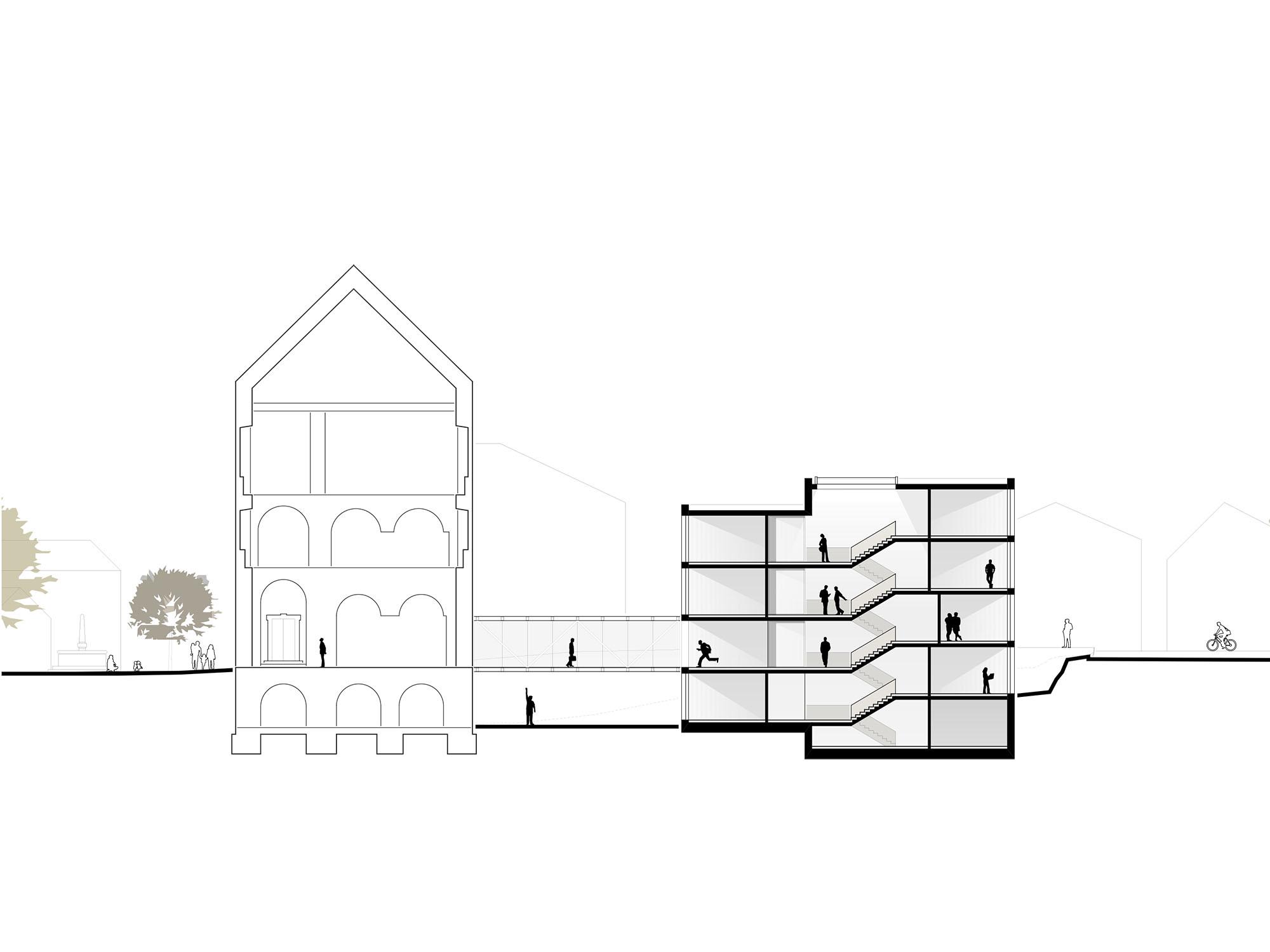 Erweiterung Landratsamt am Neuen Schloss - Neustadt an der Waldnaab