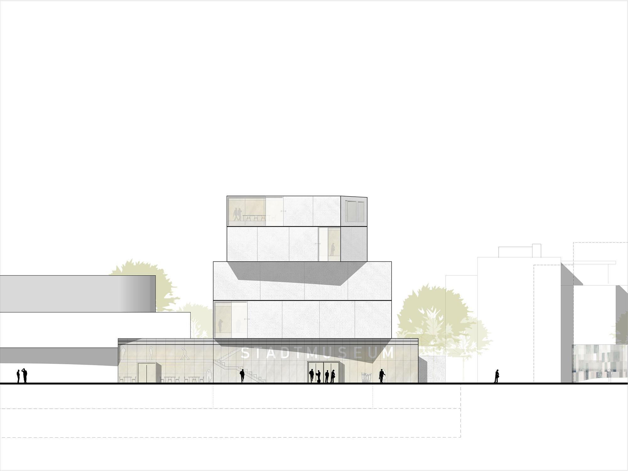 Erweiterung Stadtmuseum Oldenburg