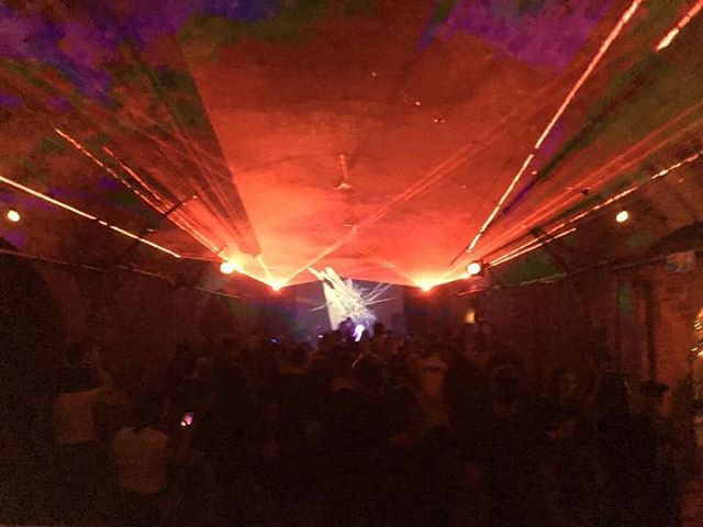 Thanks to @minotaursound for bringing me to Bristol and everyone who came out to dance! . #techno #electronica #liveelectronica #locoklub #alexbanks #alexbanksmusic #bristolmusic