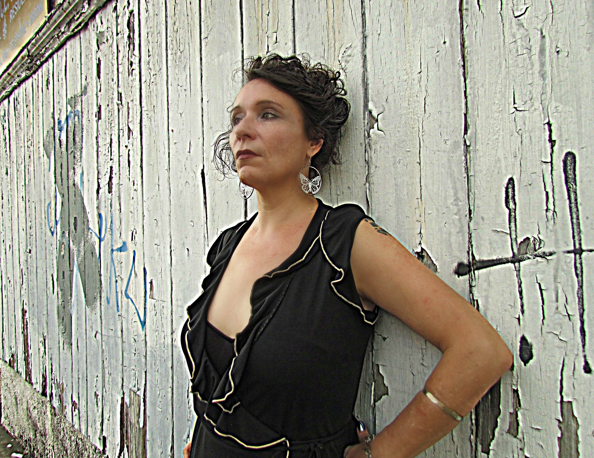 Michelle Embree - is a novelist, a playwright, a performer, a reader of the Tarot, and a spellcaster. She holds a Master Of Fine Arts in Writing from Goddard College. Manstealing For Fat Girlsmichelleembree.commichelleembree1@gmail.com