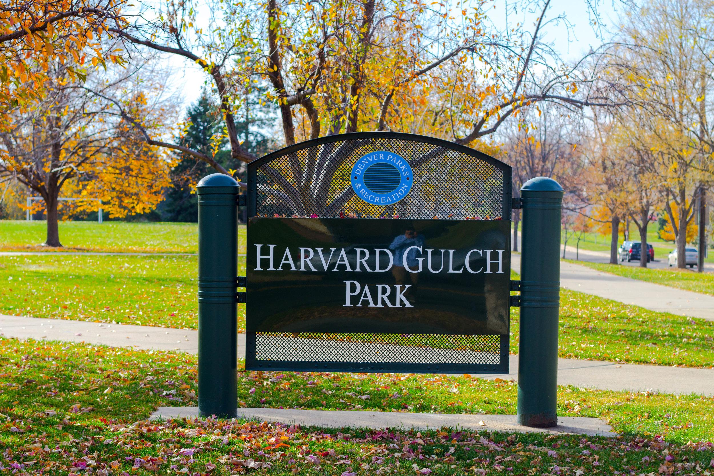Harvard Gulch Park