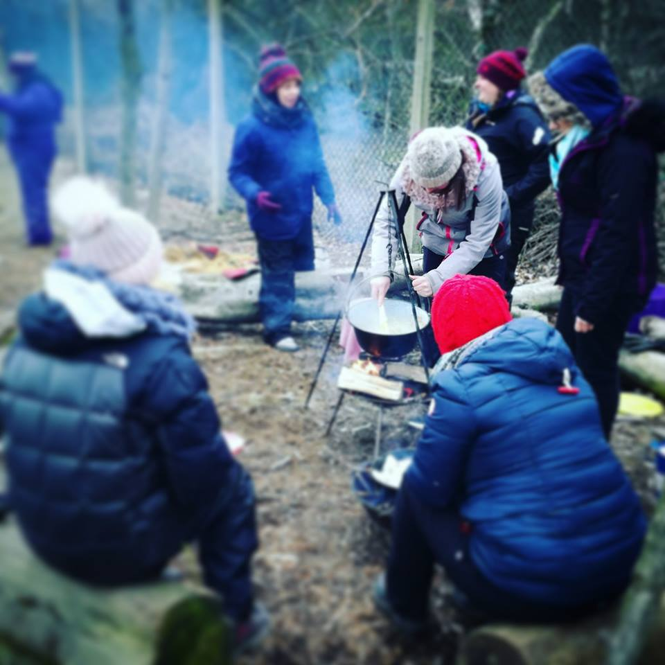 Level 2 Award Assisting Forest School