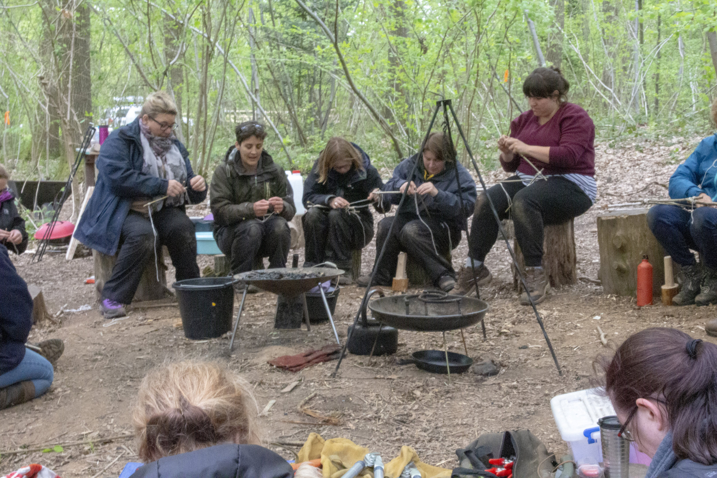 Level 3 Certificate Leading Forest School