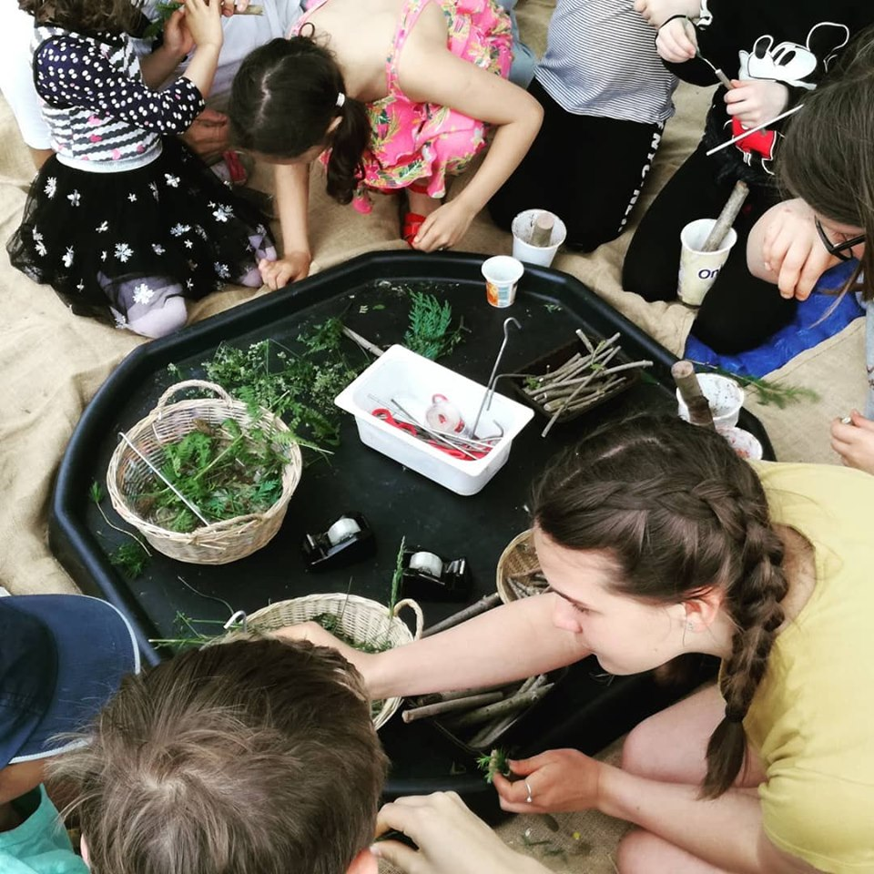 Cambium forests school and outdoor learning programmes