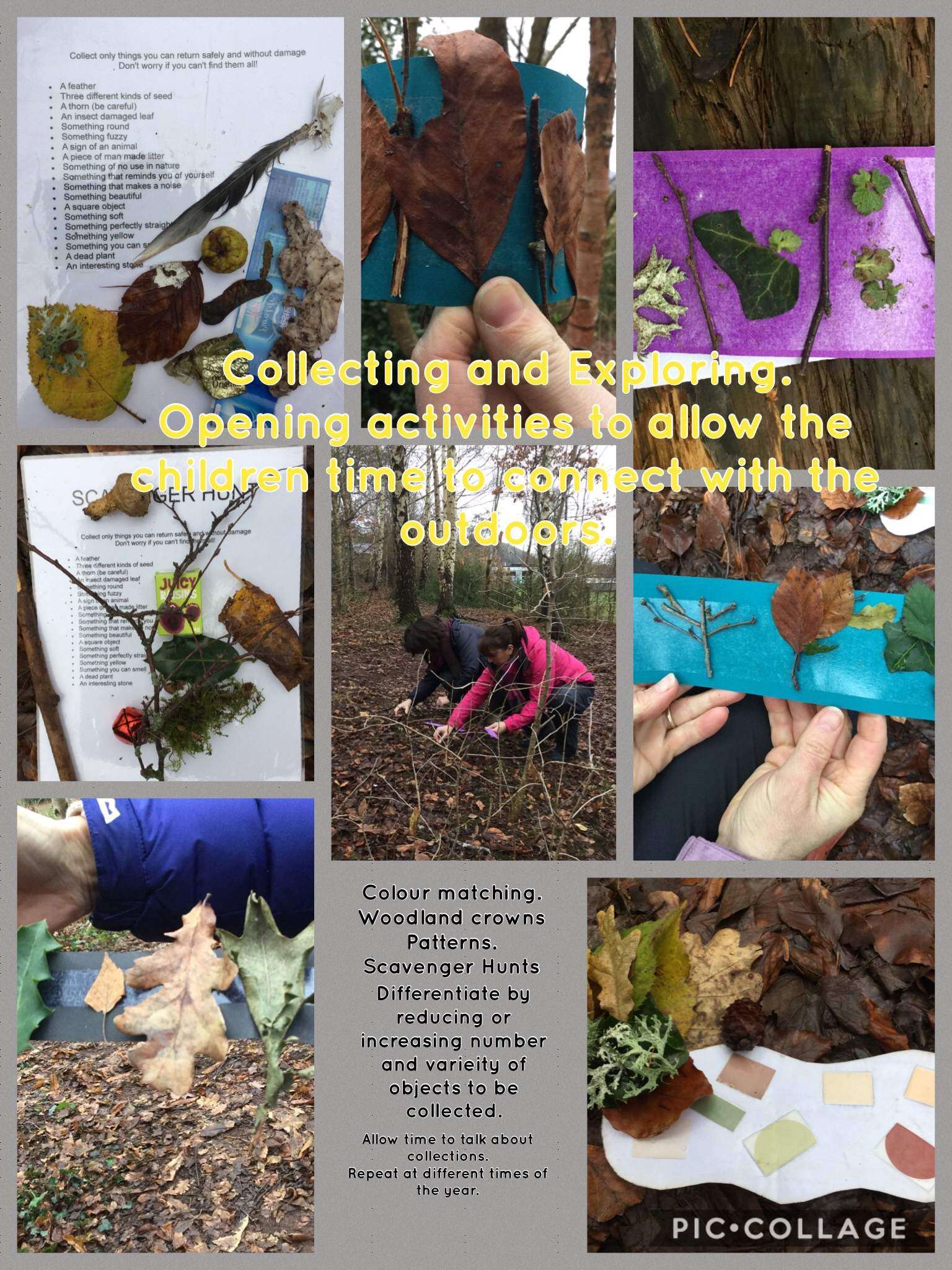 Outdoor learning consultancy and planning