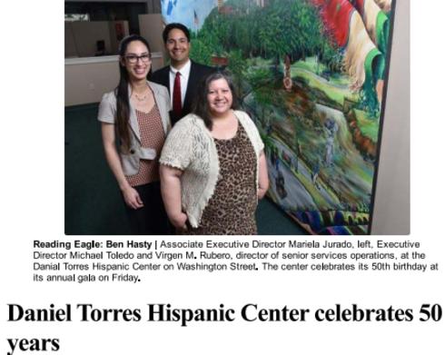 Daniel Torres Hispanic Center Celebrates 50 Years