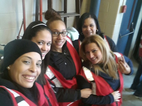 Hispanic Centers Staff Volunteer with the Red Cross For 2014 Preparedness Campaign