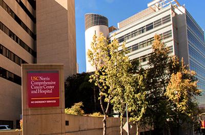 Norris comprehensive cancer treatment center