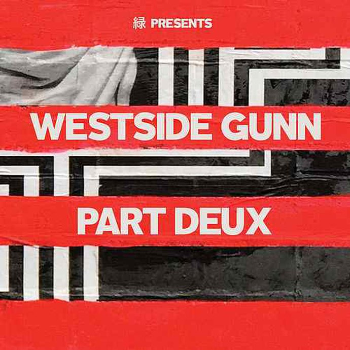 "Westside Gunn and 緑 ""FLYGOD is good… all the time"" produced by Mr. Green"