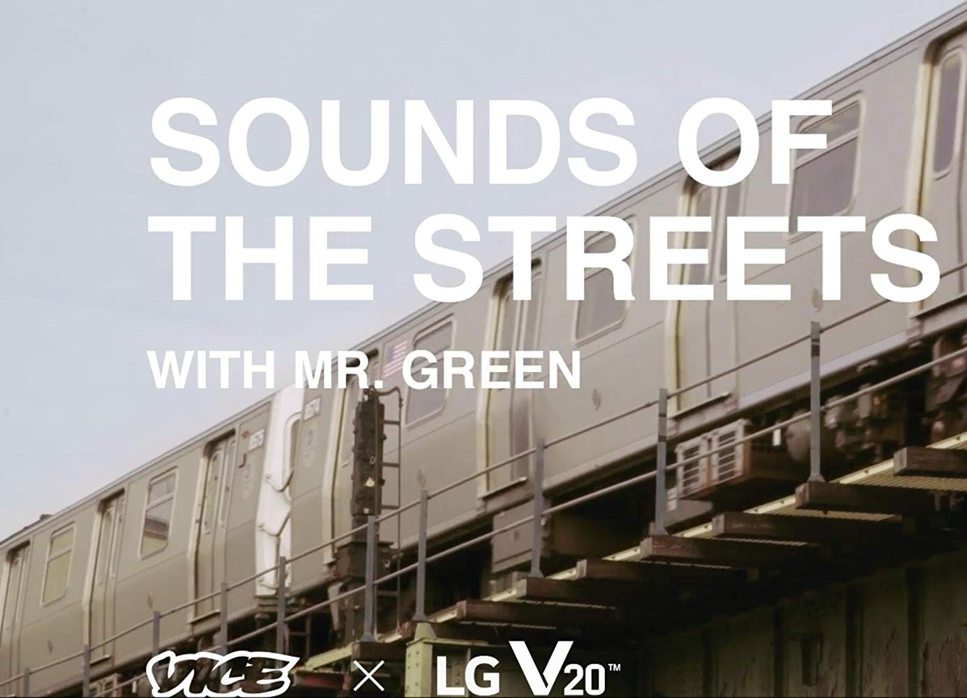 LG x VICELAND: Life in the Moment  Starring and music composed by Mr. Green  Directed by Sam Lipman-Stern and VICE