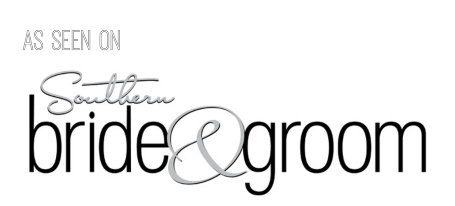 thanks to  Southern Bride & Groom  for support